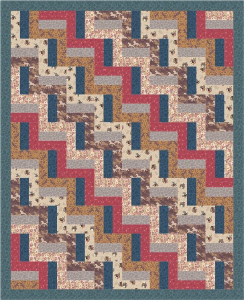 Farley Mount Quilt Design 3
