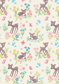 A286.1 - Little deer on cream