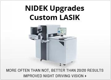 Custom Wavefront LASIK