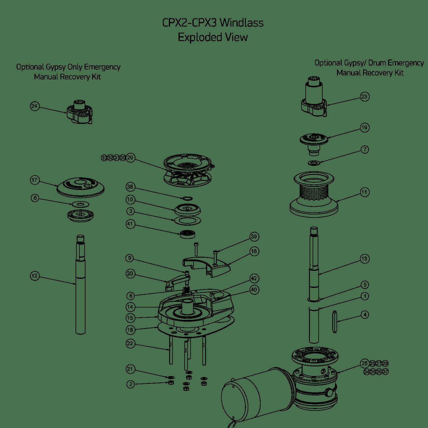 windl winch wiring diagram