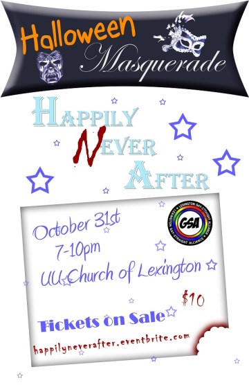 Halloween Dance Flyer