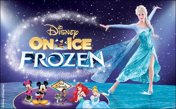 Disney on Ice presents Frozen Rupp Arena