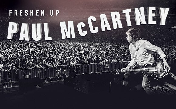 Paul McCartney Rupp Arena