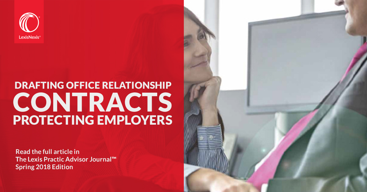 Drafting Office Relationship Contracts Protecting Employers