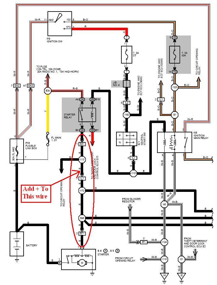 lexus lfa wiring diagram