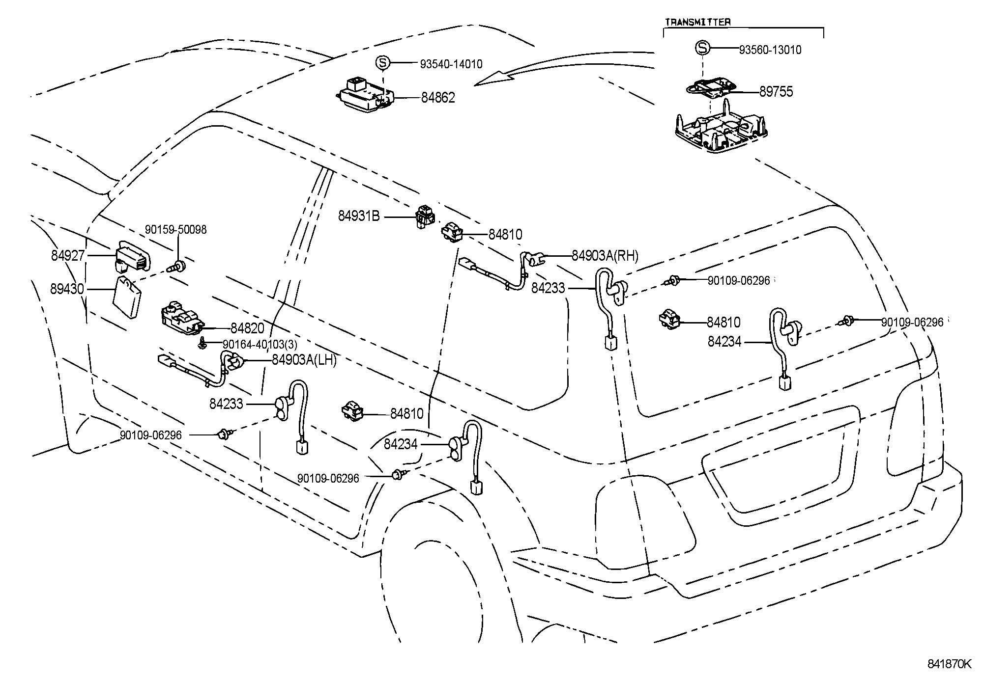 volkswagen touran fuse box layout