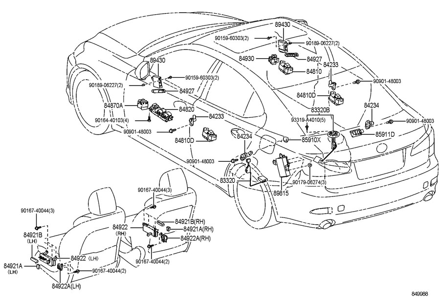 wire diagram 1998 lexus gs300 battery no charging alternator