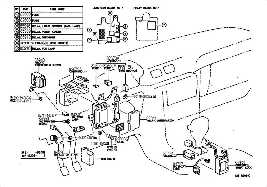 2001 lexus is300 fuse box diagram on in 2004 lexus is300 fuse box