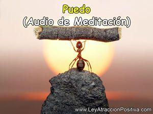 Puedo (Audio de Meditación)
