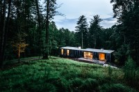 Check out the striking Carolina Hillside House on LFMMag.com