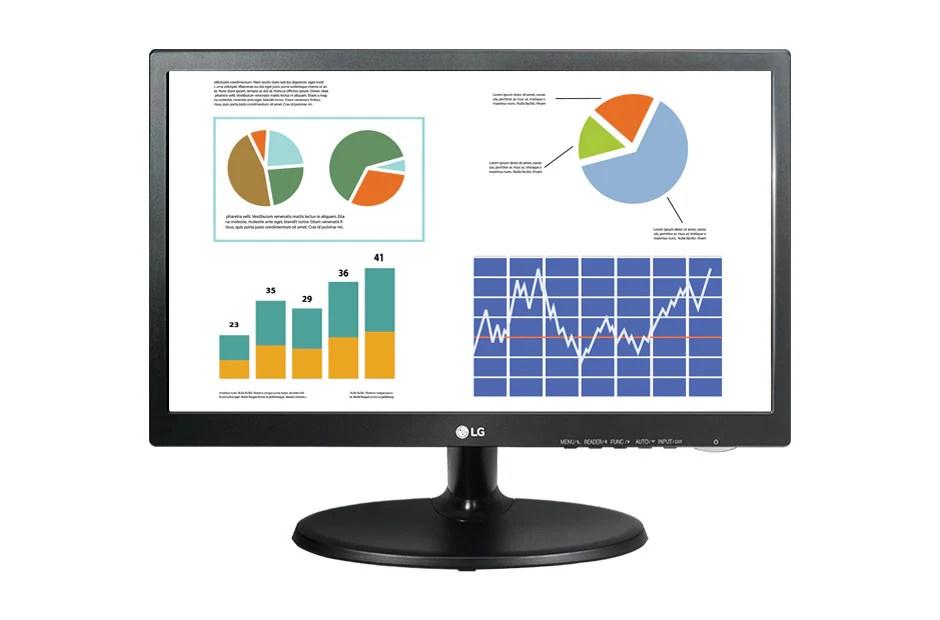 Lg 19ch300 Pc On Monitor Lg Electronics