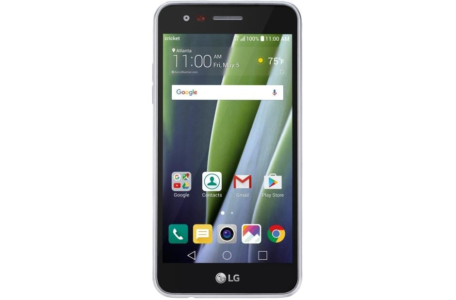 LG Risio 2 Smartphone for Cricket Wireless (M154) LG USA - cricket number customer service