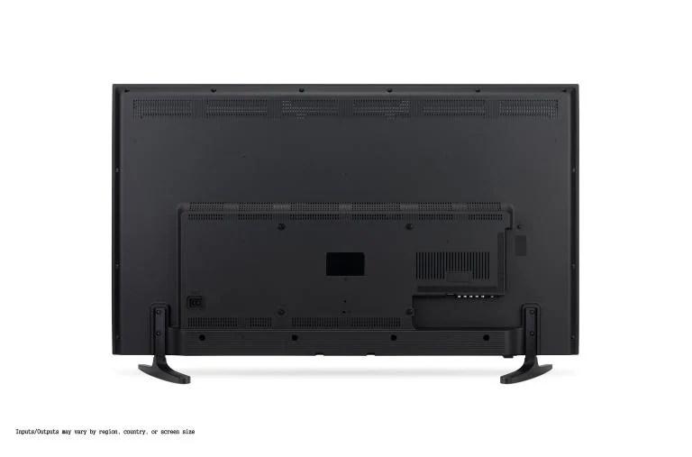 LG LG 50UH5500 50-inch 4K UHD Smart LED TV