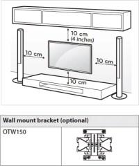 LG OLED Setup: Distance, Unpacking & Mounting | LG USA