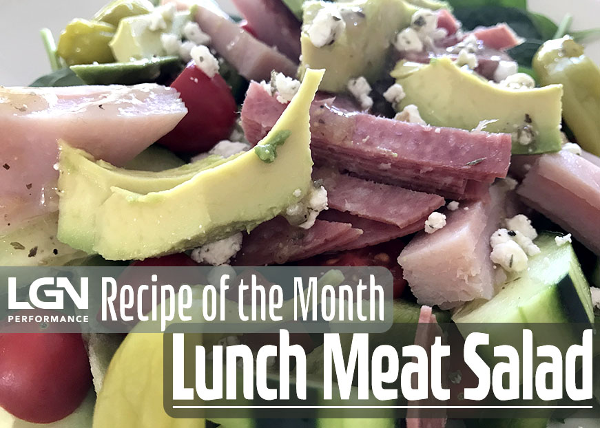 Lunch Meat Salad
