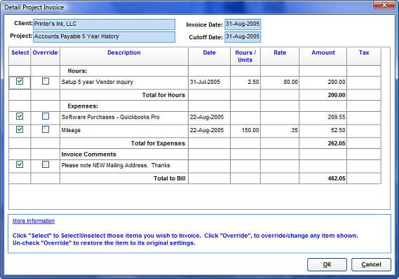 Create Invoice - How To Write Up An Invoice