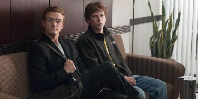 Justin Timberlake, Jesse Eisenberg