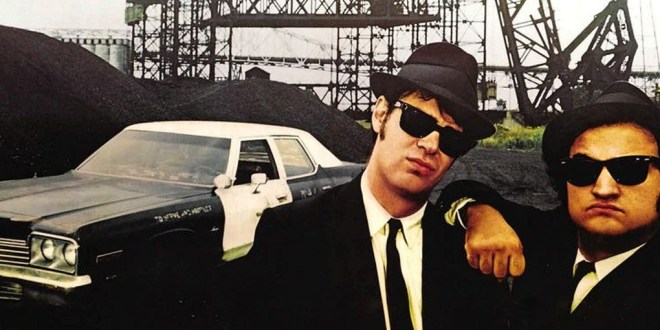 [Critique Blu ray] The Blues Brothers