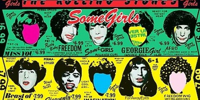 [ Critique dvd ] The Rolling Stones « Some Girls …. »