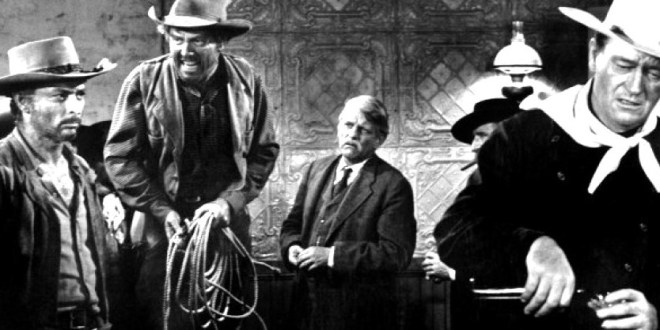«L'homme qui tua Liberty Valance» . Critique Blu-ray