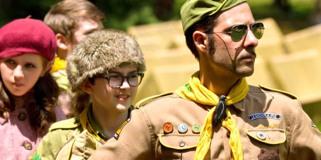 [Critique Blu ray] « Moonrise kingdom »