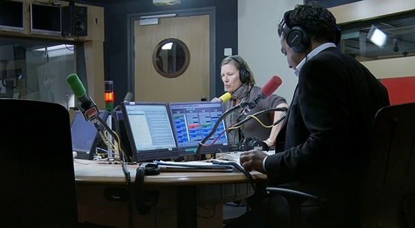 «La Maison de la radio». DVD.Critique