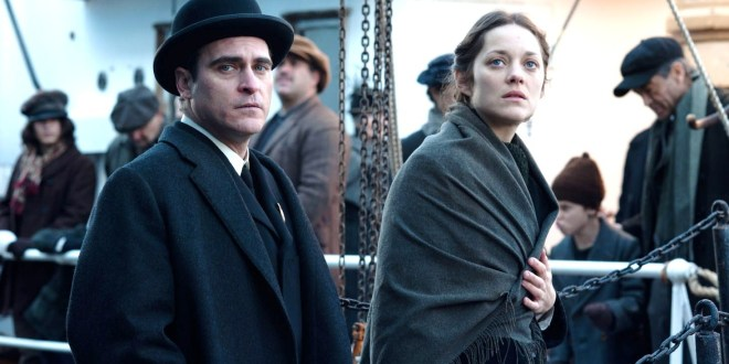 The Immigrant. Film.Critique
