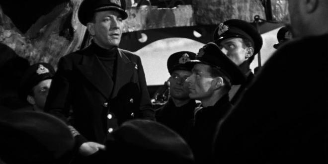 «Ceux qui servent en mer» de David Lean et Noël Coward. Critique DVD-Bluray