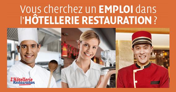journal hotellerie restauration emploi deposer son cv