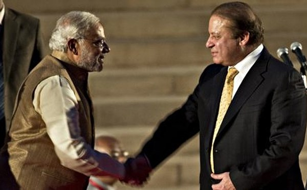 Modi-Sharif meeting applauded by US; though they're 'cautiously hopeful'