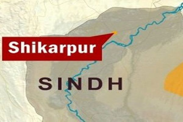 2 drowned into the canal in Shikarpur