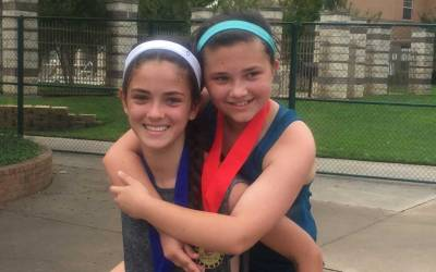 Congratulations to Maddie and Abby!