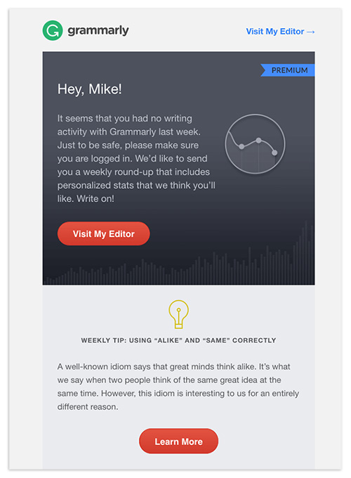 8 tips to personalize your emails - Liana Technologies - personalized e mail