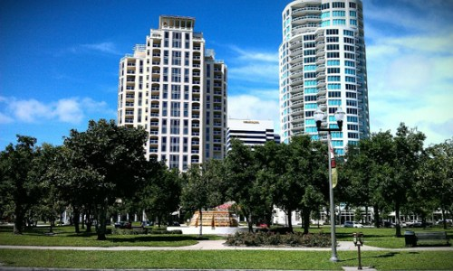 Downtown St. Petersburg Condos