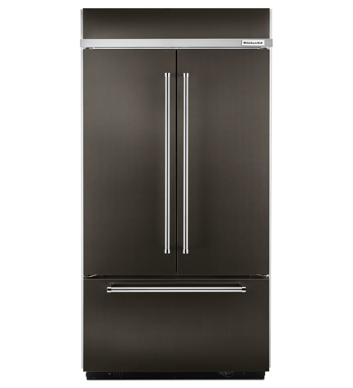 Newest kitchen remodel trend black stainless steel appliances