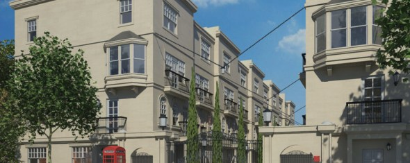 Regal Regent Lane Townhomes Going Fast in Downtown St Pete
