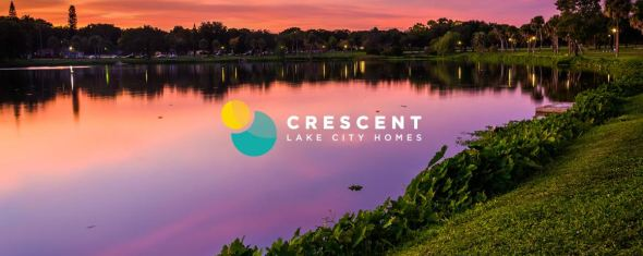 Only 1 Lakefront Townhome Remains at Crescent Lake City Homes