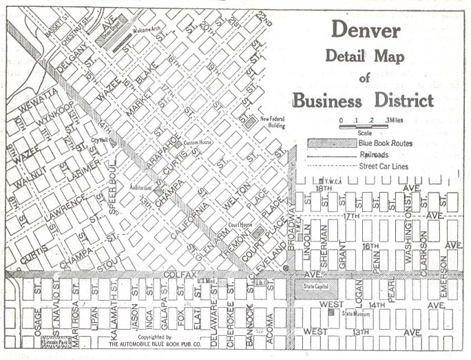 15 best Denver Historical Maps images on Pinterest Historical - business analysis report