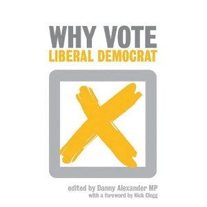 Why Vote Liberal Democrat book cover