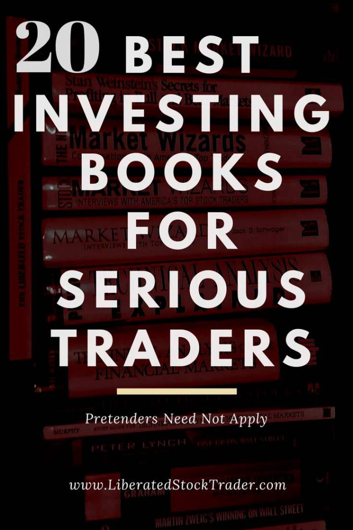 Top 20 Best Stock Market Investing Books Review - 2018