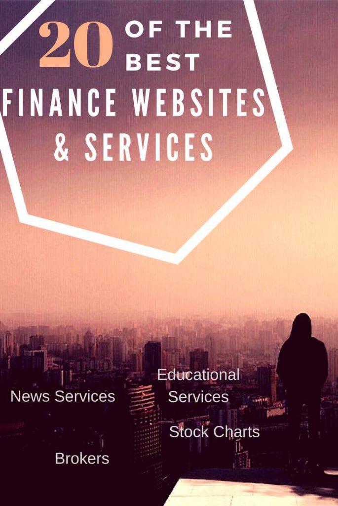 Top 20 Stock Market Financial  Charting Websites-2018