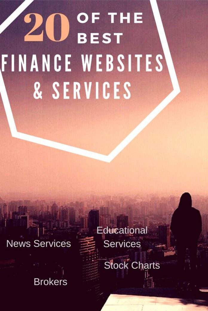 The Top 30 Best Financial  Stock Market Websites 2018