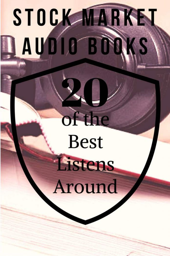 Top 20 Best Stock Market Investing Audio Books All Time