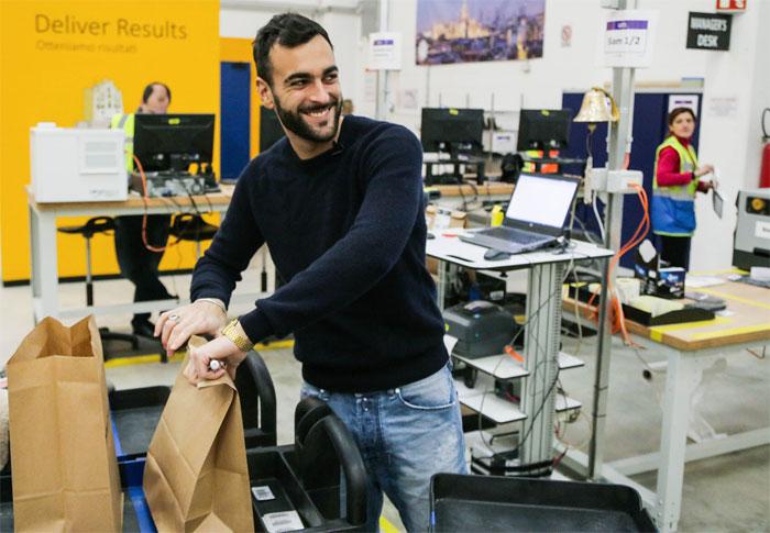 Marco Mengoni: primo store esclusivo su Amazon.it