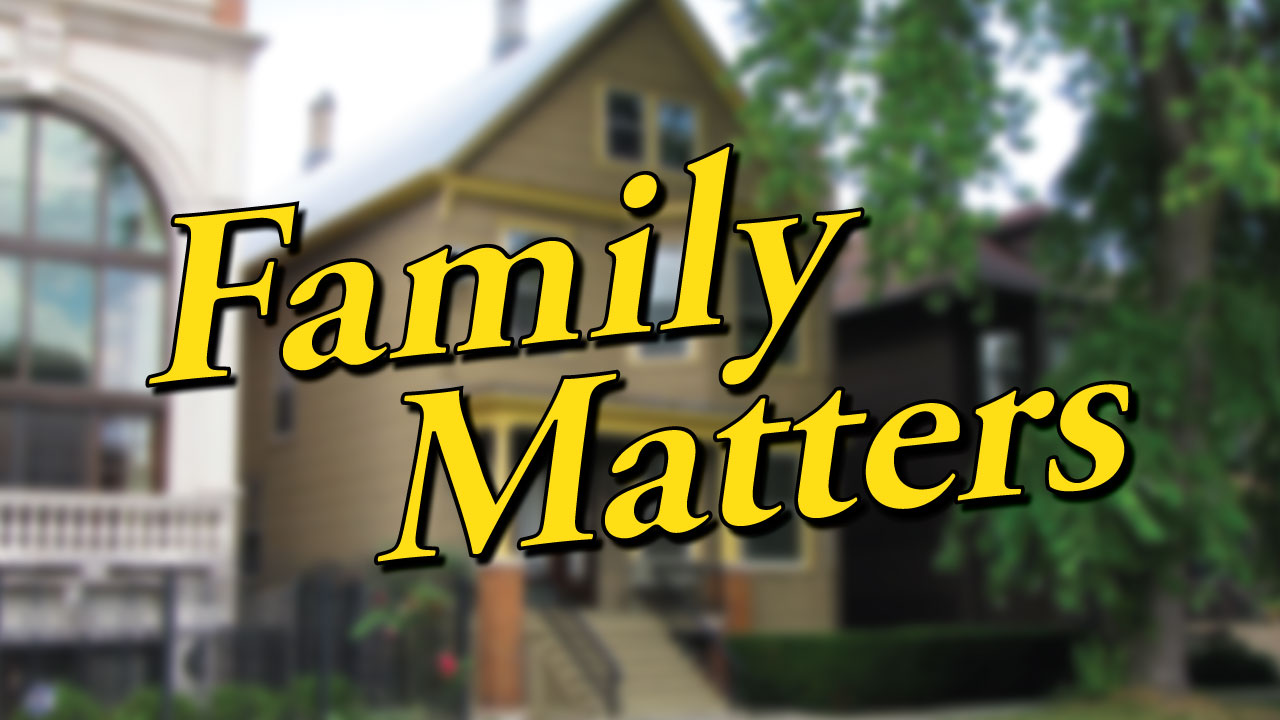 Fullsize Of Family Matters House
