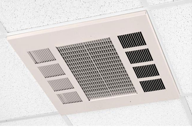 Comfort Electric Heaters for Commercial and Industrial Applications