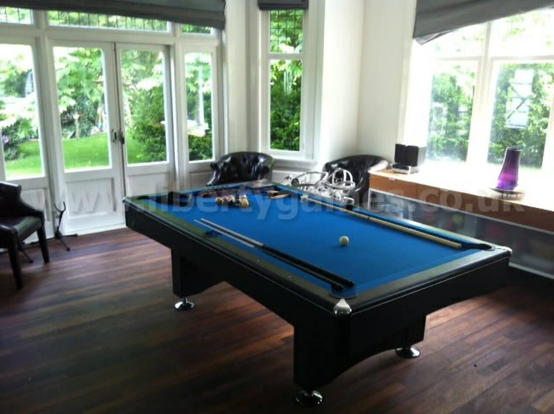 Cozy Buffalo Eliminator Ii American Pool Table Ft Ft Ft - Eliminator pool table