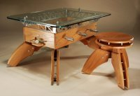 Offside Football Coffee Table | Liberty Games