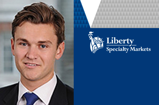 60 second interview with underwriter Max Mallen\u0027 - Liberty Specialty