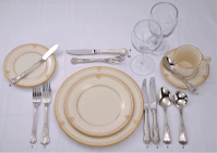 cutlery table setting | Brokeasshome.com